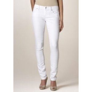 The Limited 917 Skinny Jeans White Size 4R